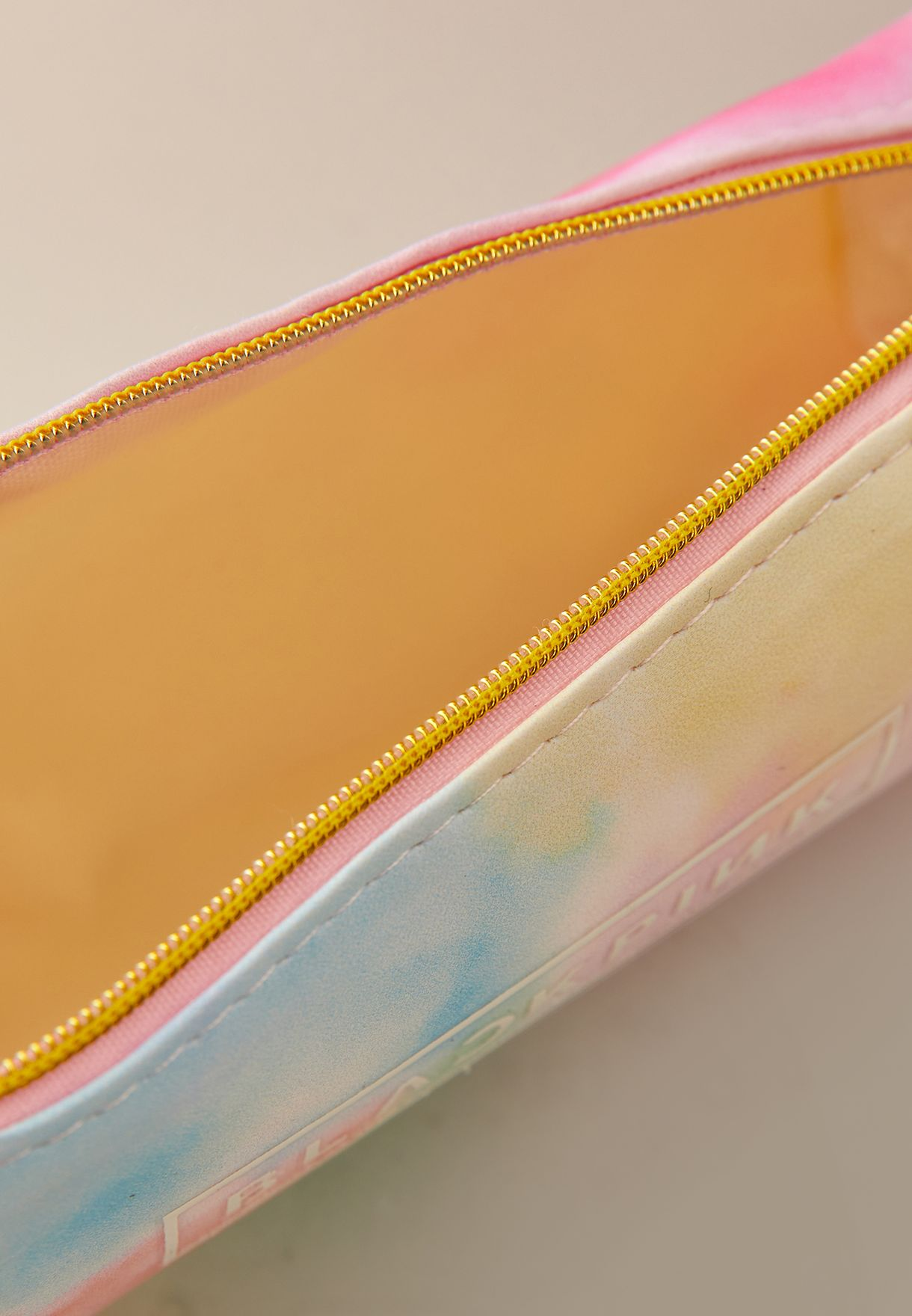 Tie Dye Pencil Case