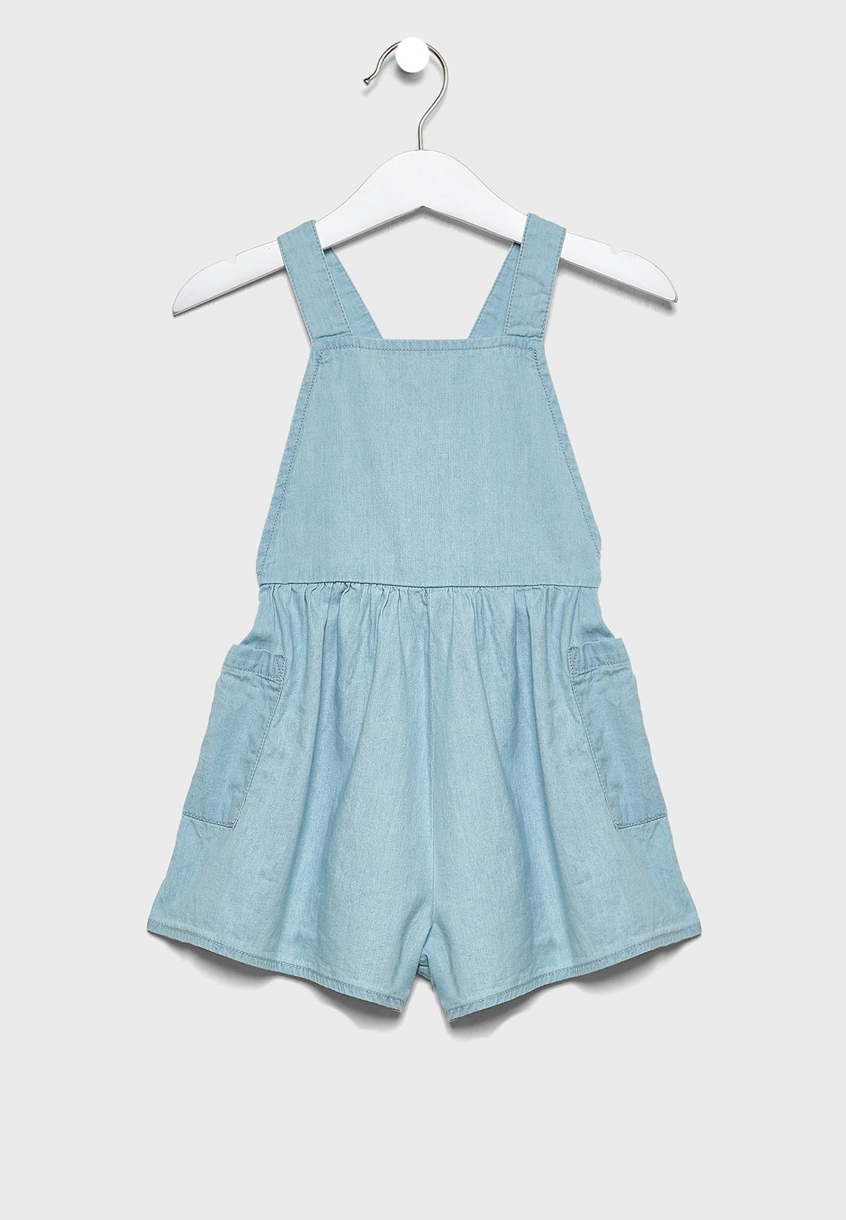 Kids Casual Dungaree