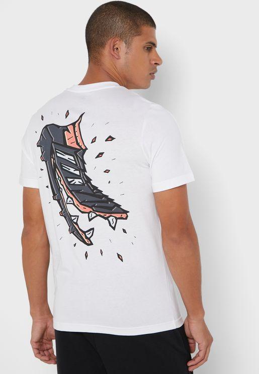 Predator Logo T-Shirt