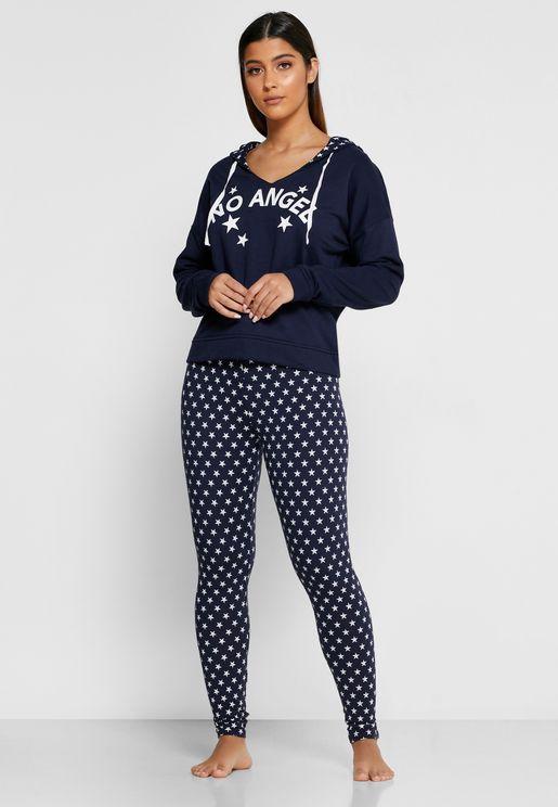 No Angel Pyjama Set