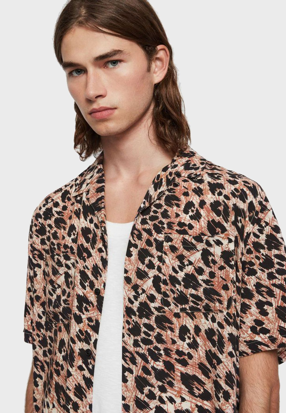 Monteray Printed Relaxed Shirt