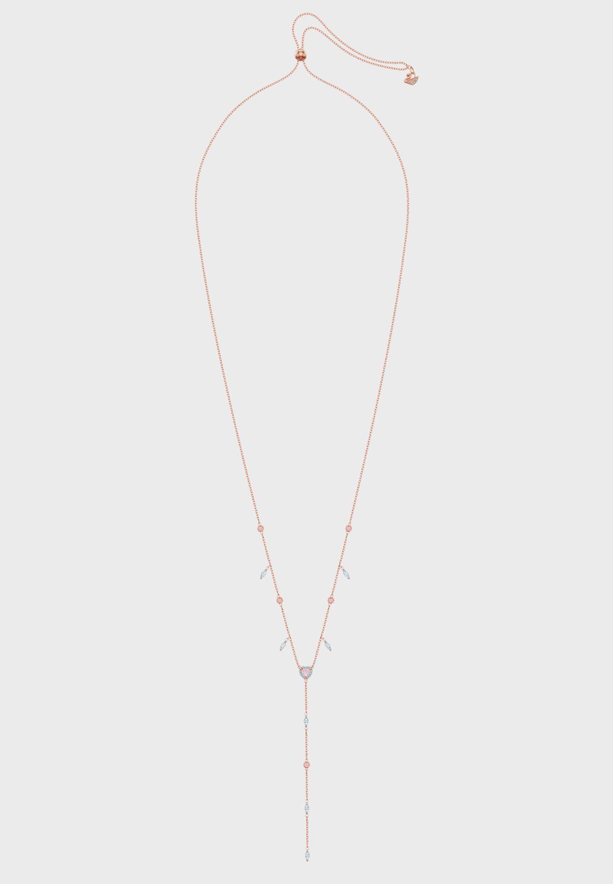 One Y- Necklace