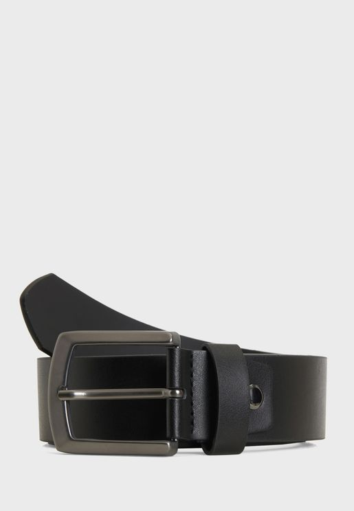 Casual Allocated Hole Belt