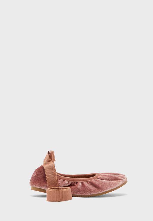 باليرينا باربطة كاحل