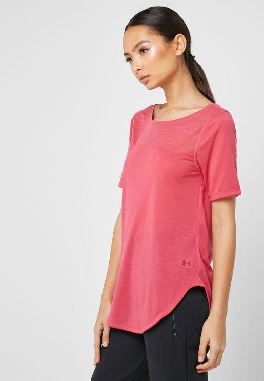 Whisperlight Asymmetrical T-Shirt