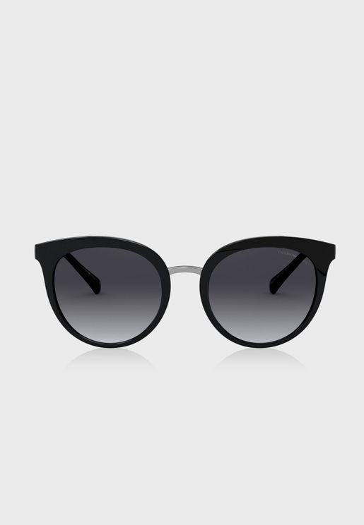 نظارة شمسية دائرية 0EA4145