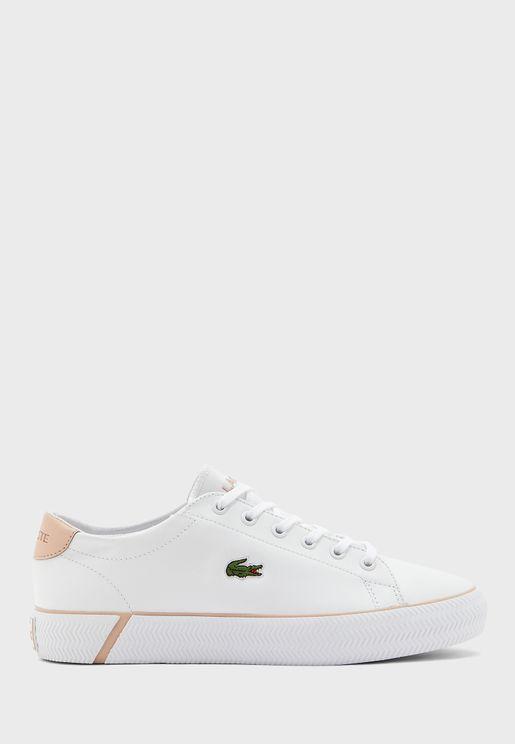 Gripshot Low Top Sneakers