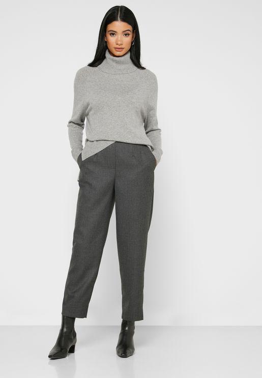 Anita Checked Pants