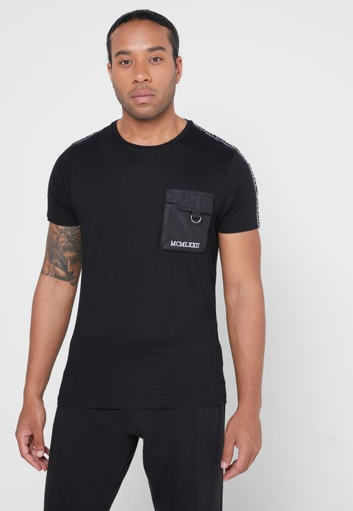 Side Pocket T-Shirt