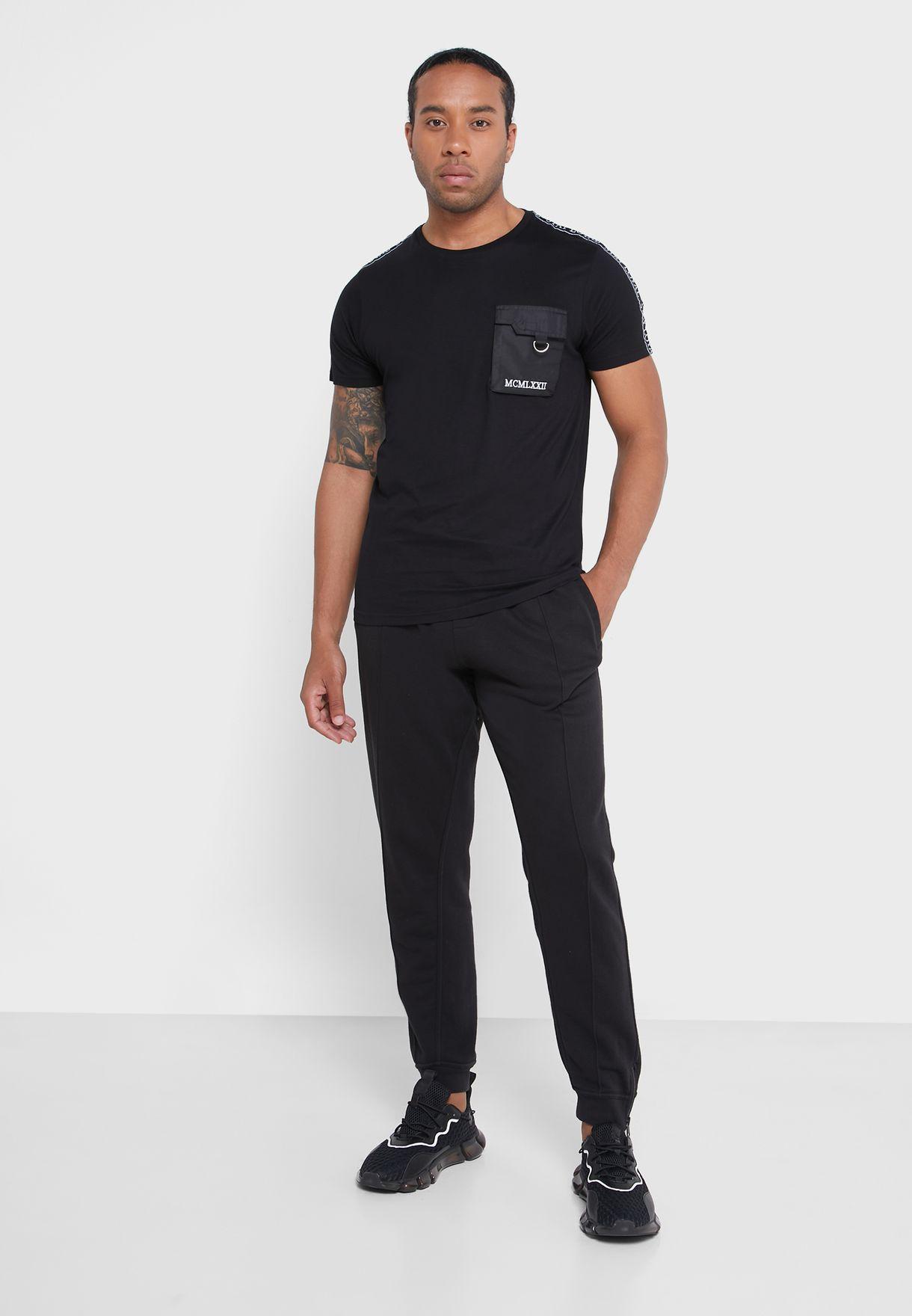 Side Pocket T-Shirt