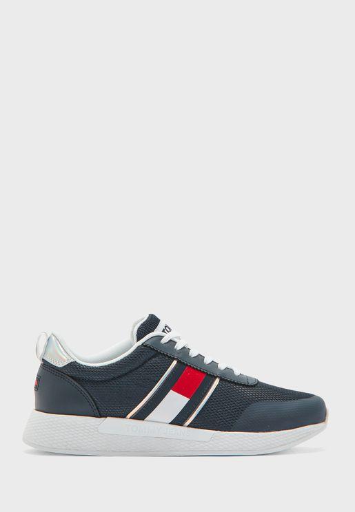 Technical Flexi  Sneaker