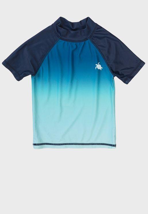 Teen Basic Crew T-Shirt