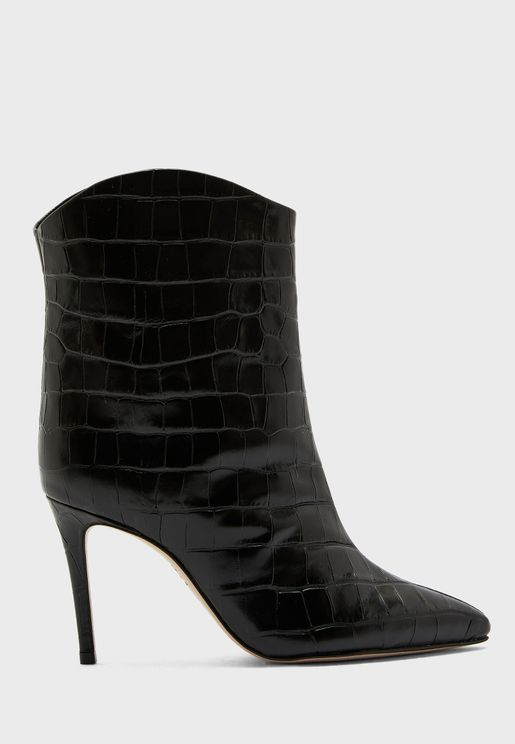 S-Kerolym High Heel Ankle Boot