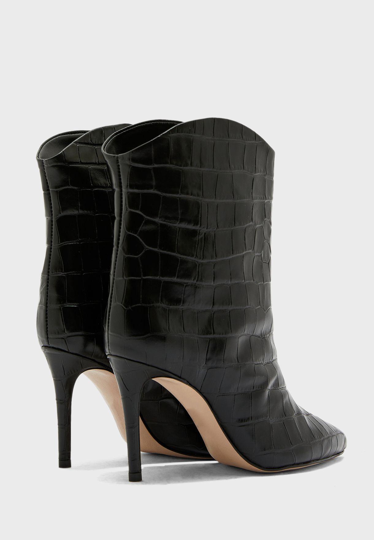 S-Kerolym High Heel Ankle Boot