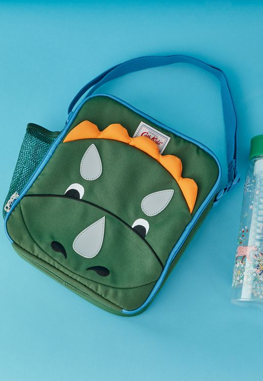 Kids Triceratops Lunch Bag