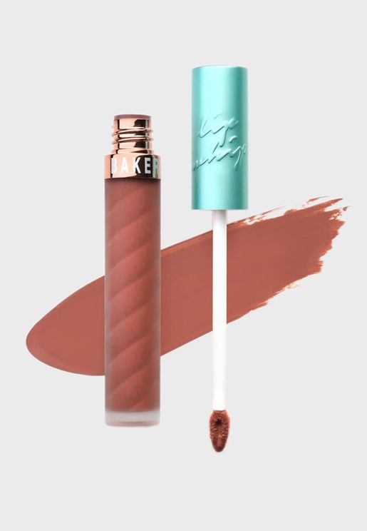 Gingersnap Lip Whip Liquid Lipstick