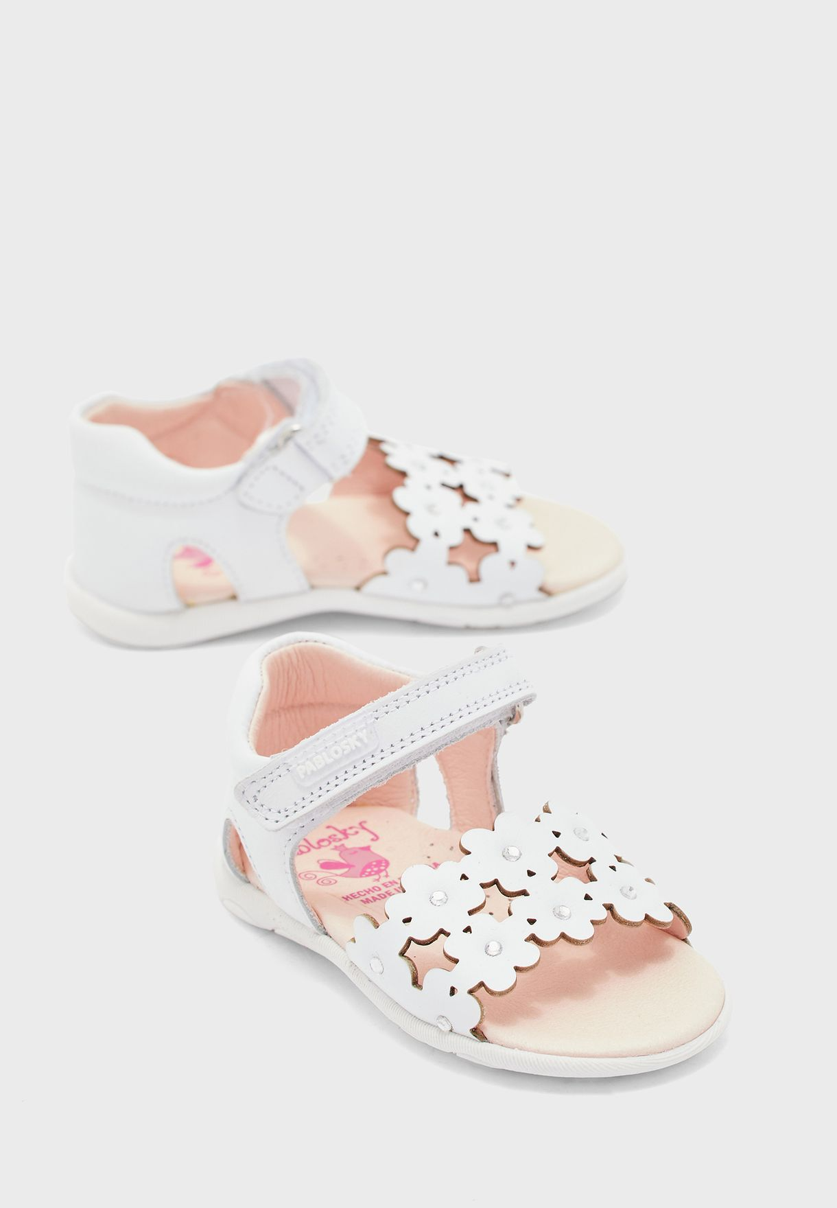 Infant Cut Out Sandal