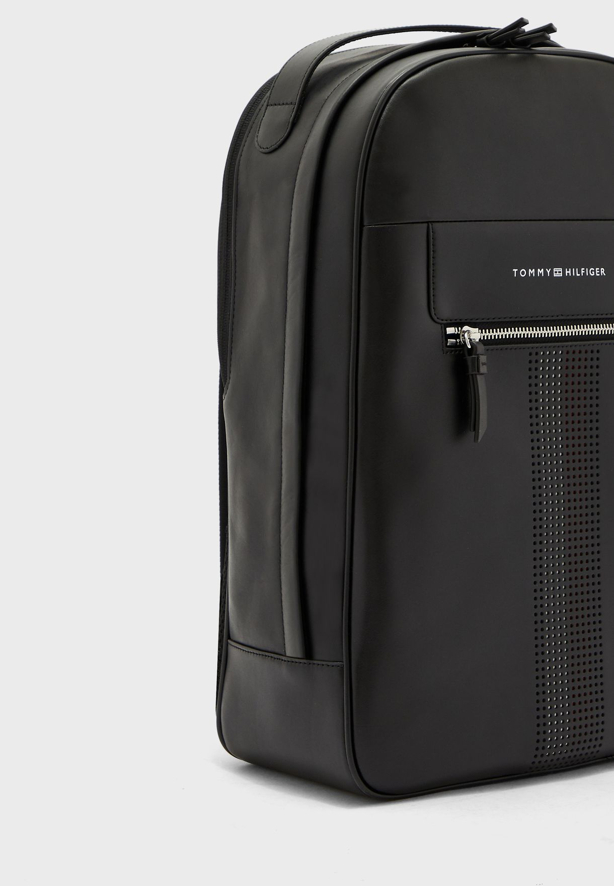 Zip Detail Backpack