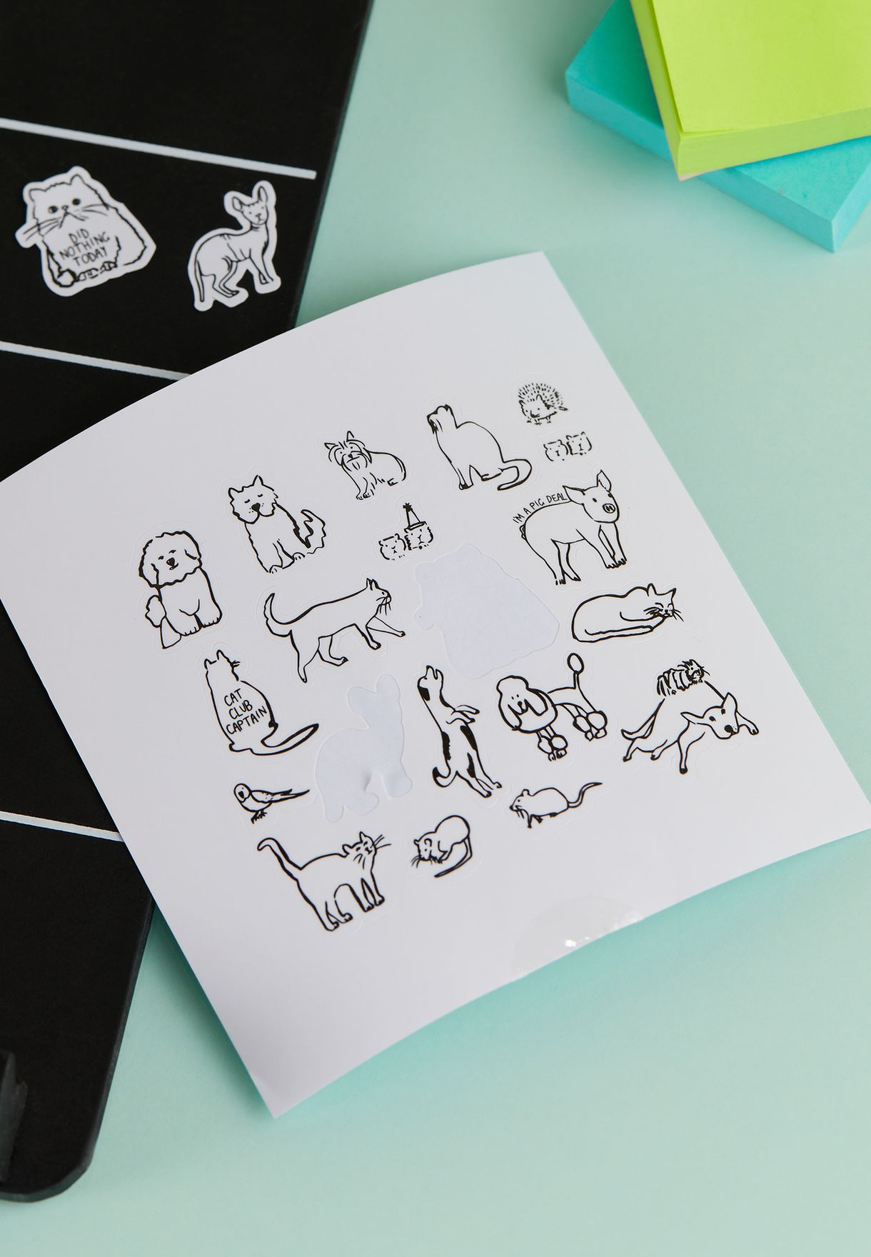Dogs & Cats Sticker Pack