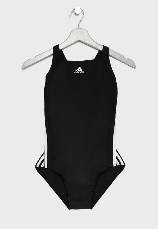 Essence Core 3 Stripe Swimsuit