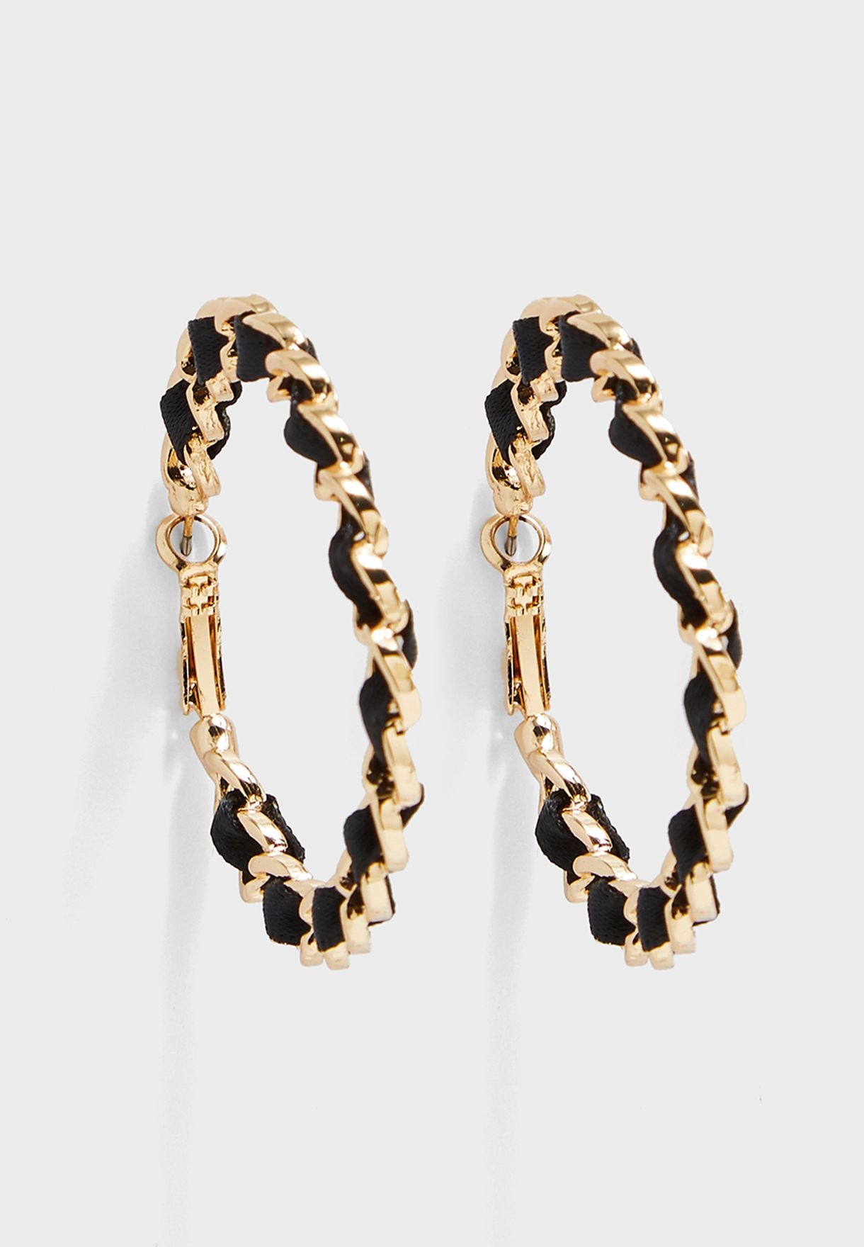 Talidia Hoop Earrings