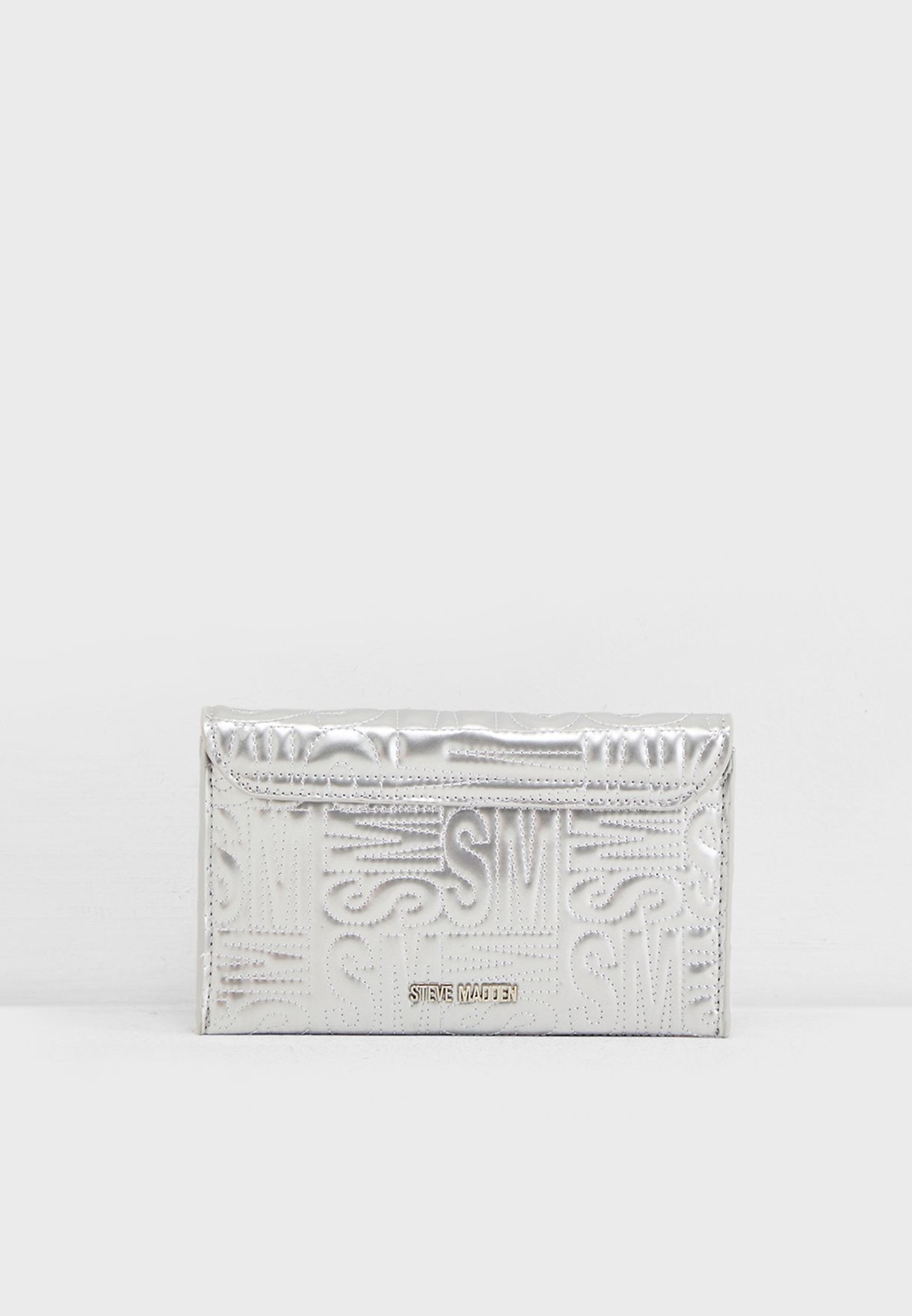 Brumor Quilted Clutch