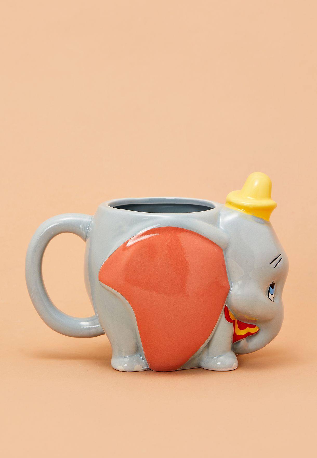 مج شاي بشكل فيل