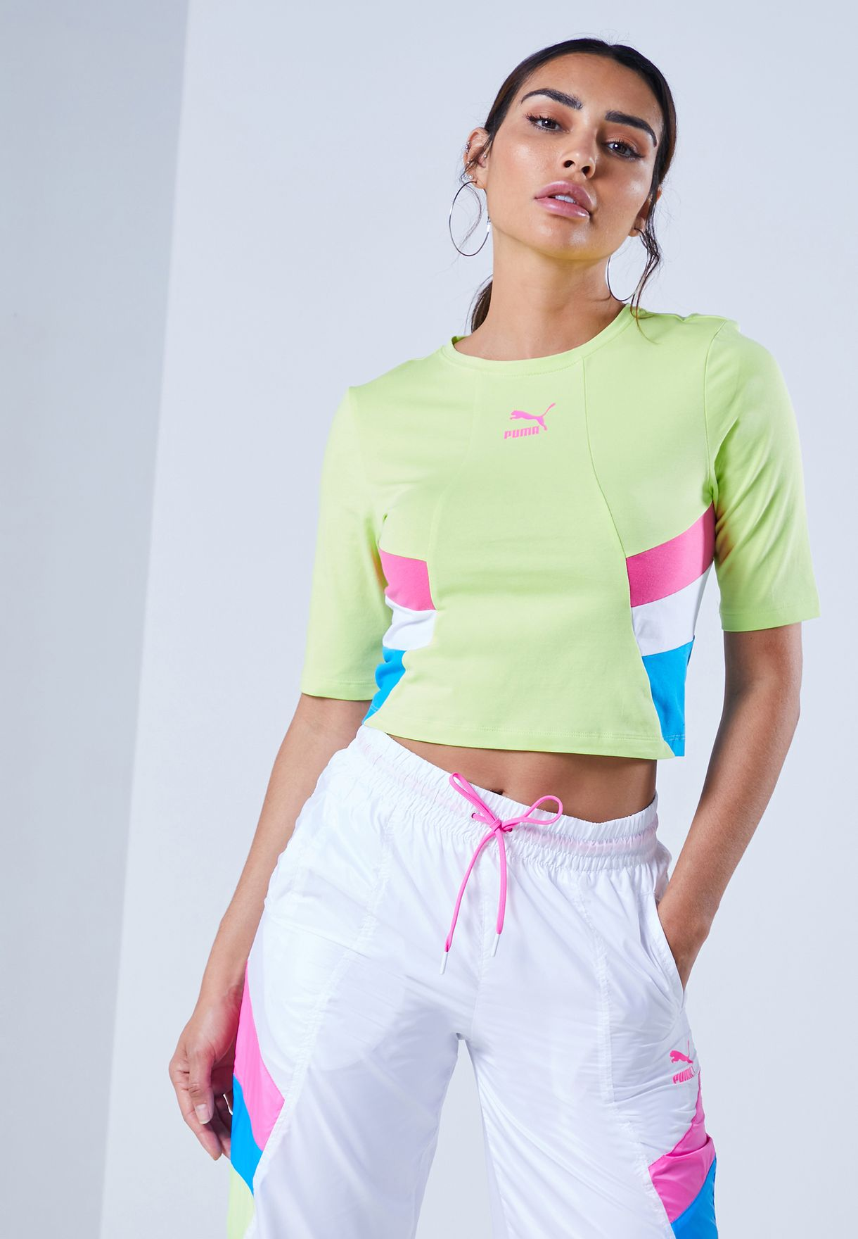 TFS Retro Cropped T-Shirt