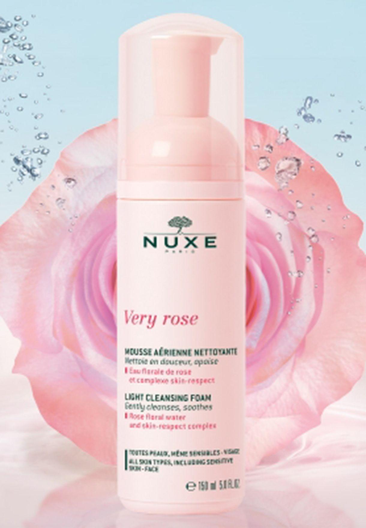 Very Rose Light Cleansing Foam 150ml