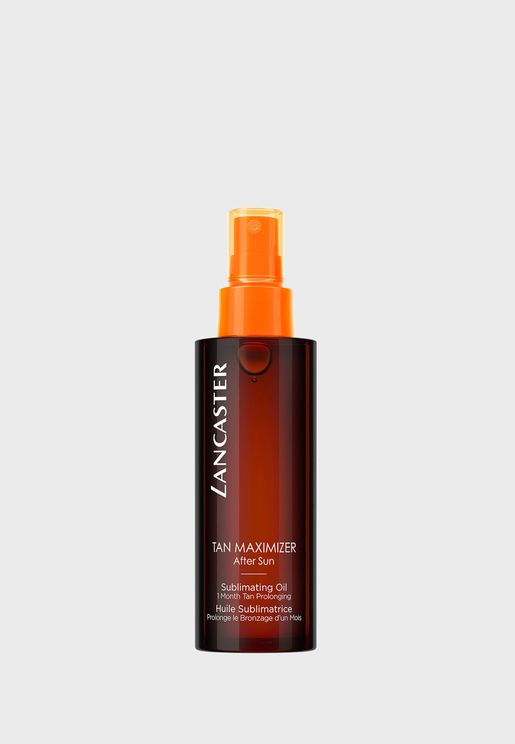 Tan Maximizer - Sublimating Oil 150ml