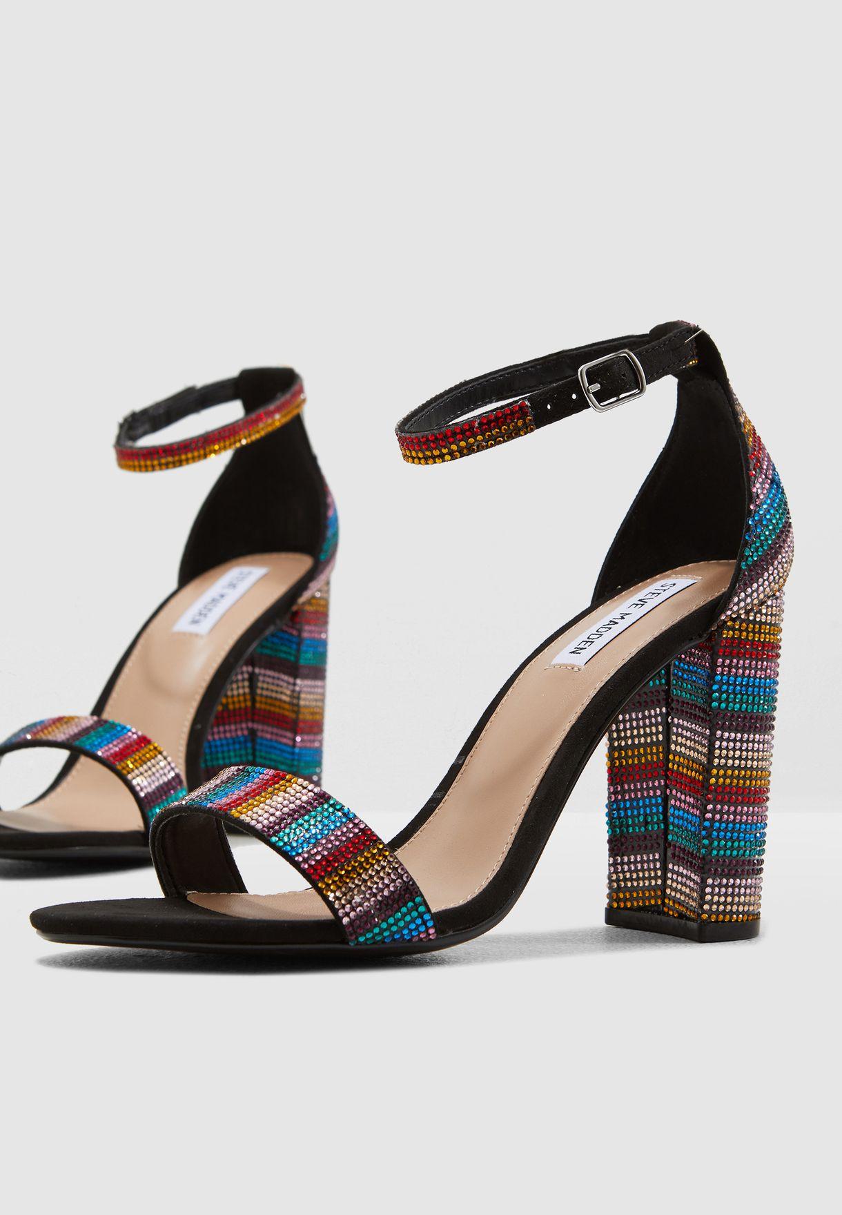 a1a3355a1fd Carrson Sandal-Rainbow