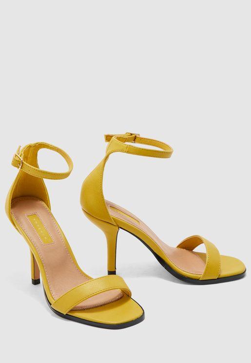 Sage Curve Mid Sandal