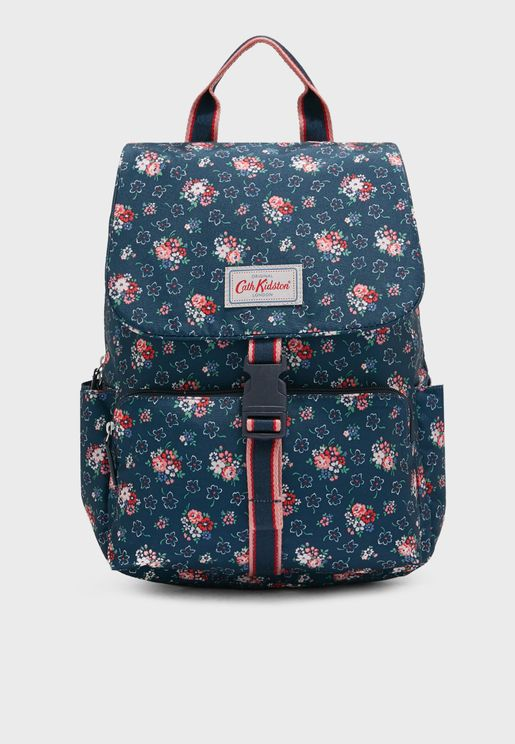 Lucky Bunch Buckle Backpack