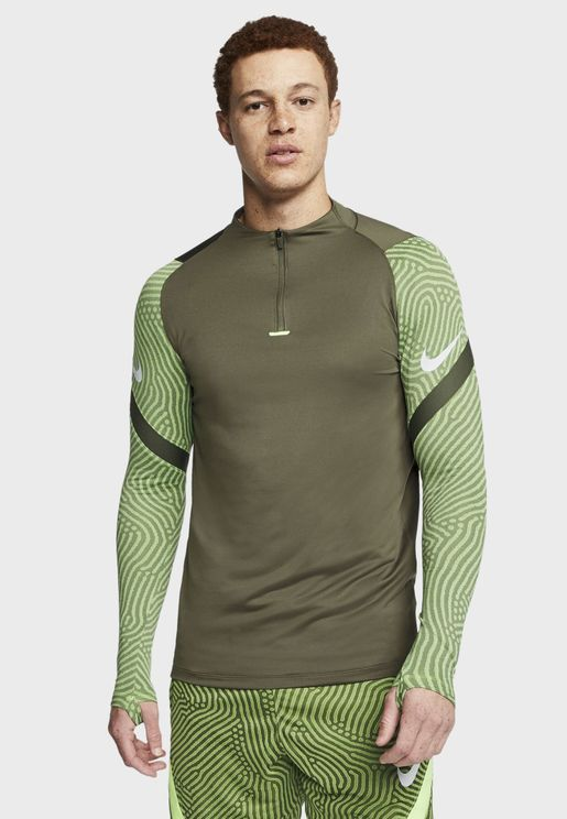 Dri-FIT Stike Drill Sweatshirt