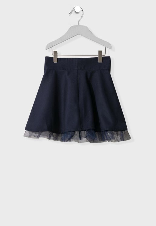 Kids Casual Skirt