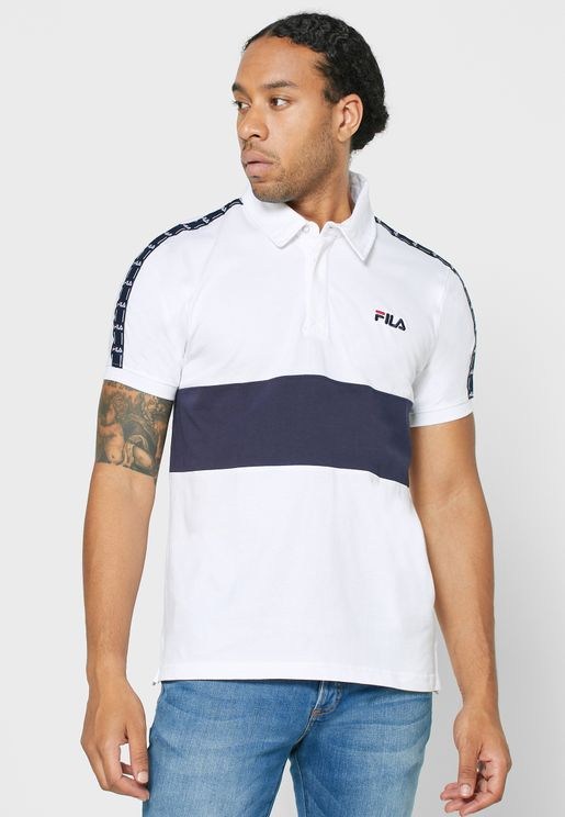 Domini Taped Rugby Polo