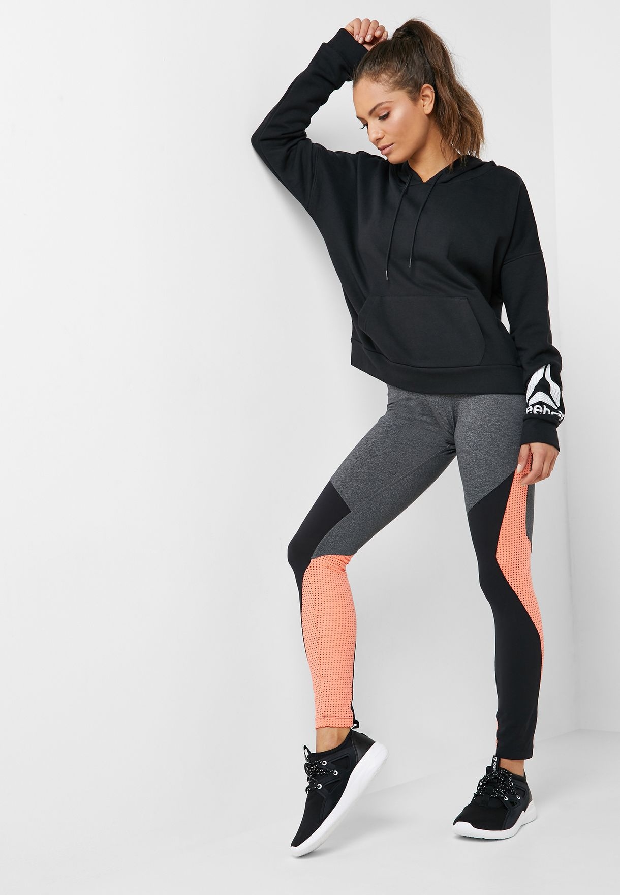 Workout Ready Delta Hoodie