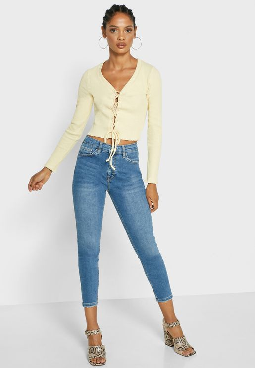 Jamie High Rise Skinny Jeans