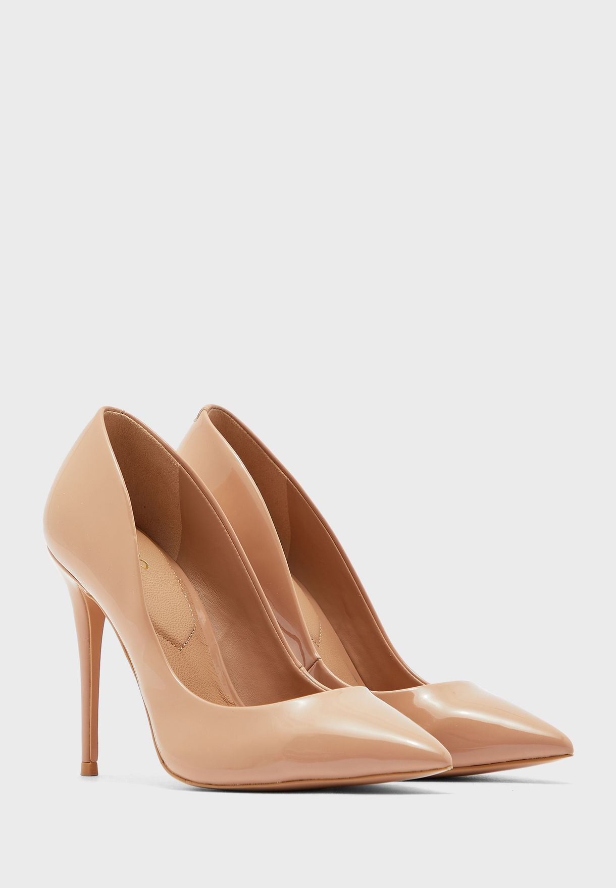 Stessy High Heel Pump