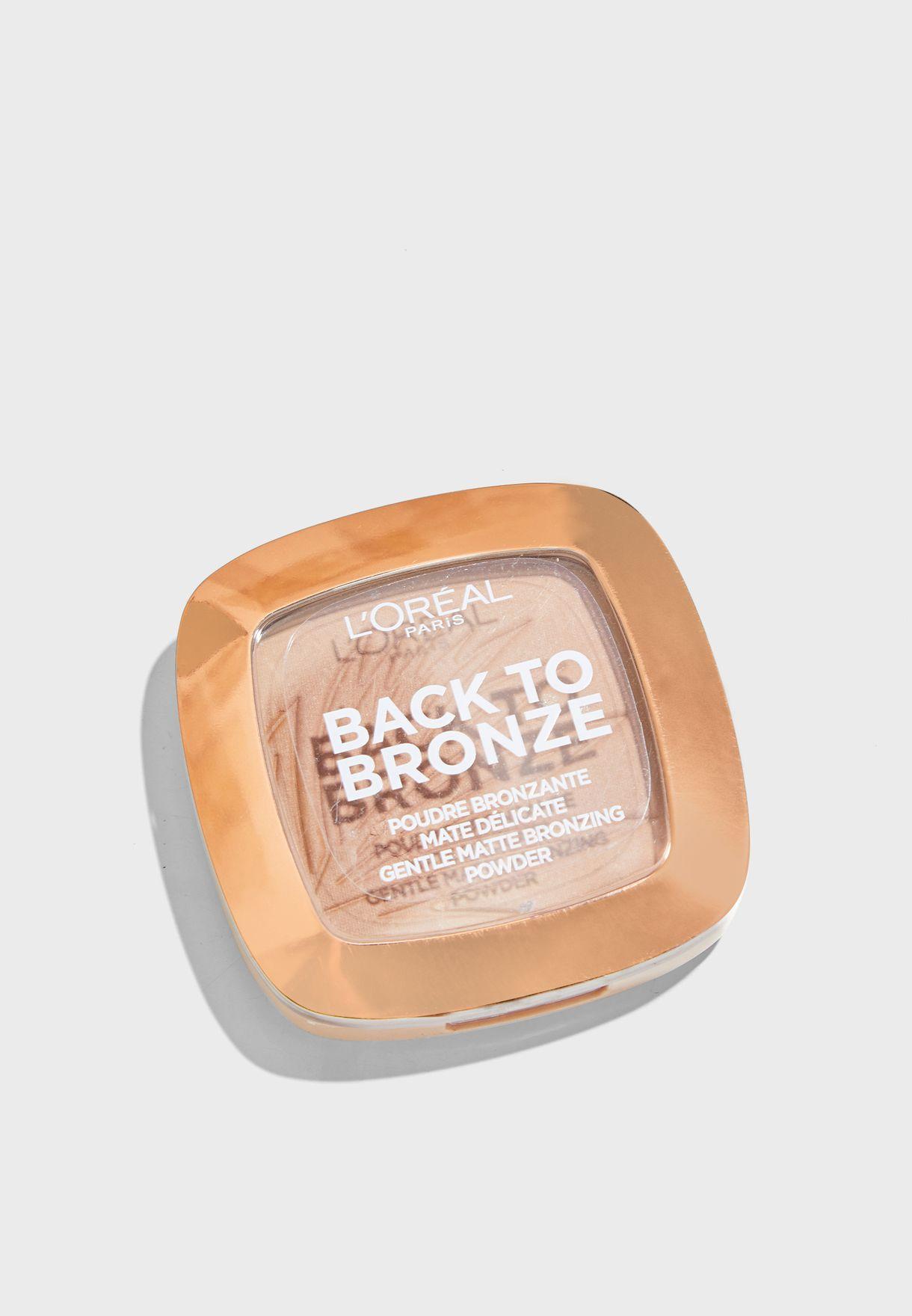 Back To Bronze Bronzing Powder