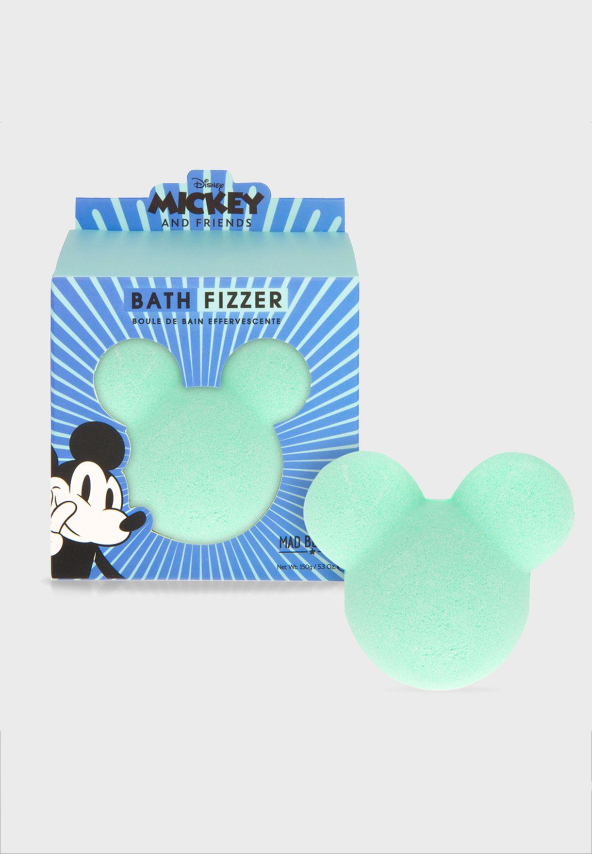 M&F Mickey Bath Fizzer