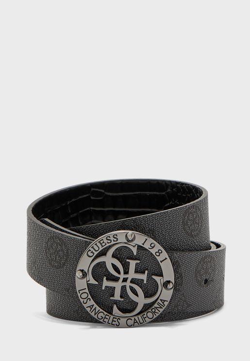 حزام في تصميم بوجهين
