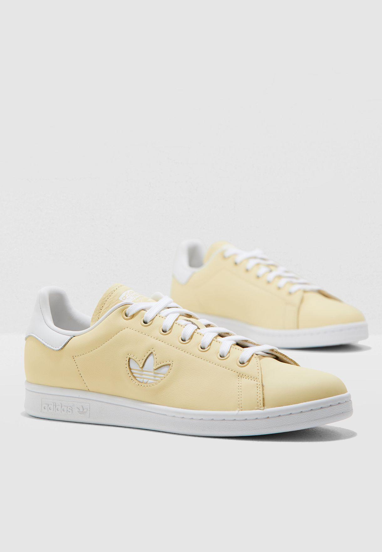 new style 8b9f4 fbf43 Shop adidas Originals yellow Stan Smith BD7438 for Men in Saudi -  14448SH56ZSP