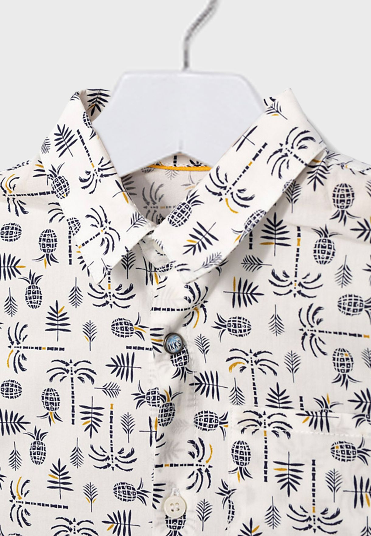 Youth Printed Shirt