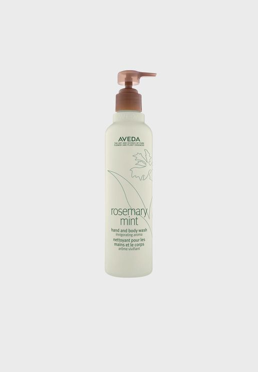 Rosemary Mint Hand & Body Wash 250ml
