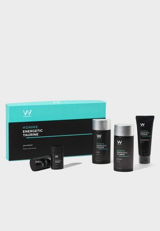 Homme Energetic Taurine Gift Box