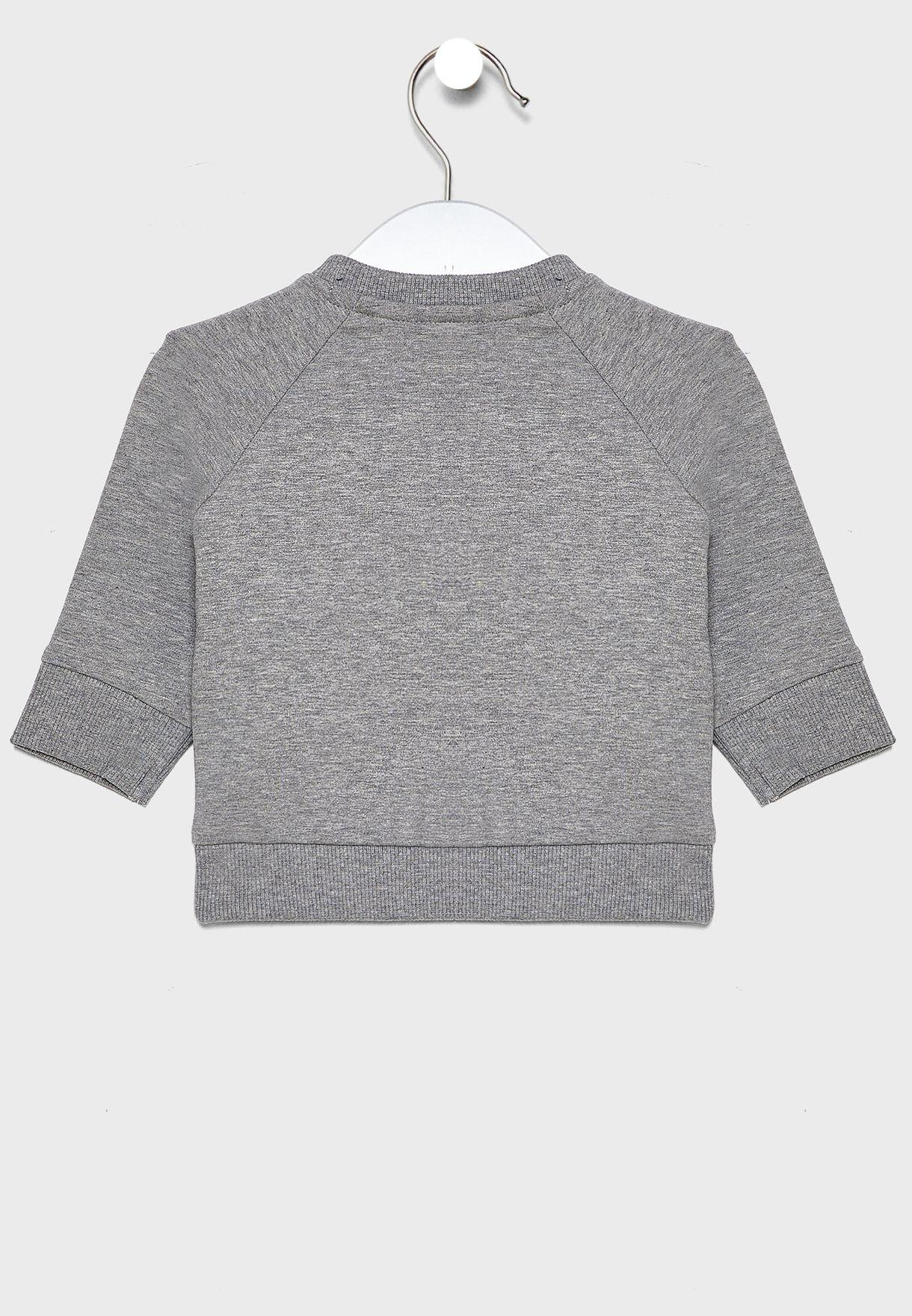 Infant Panda Sweatshirt