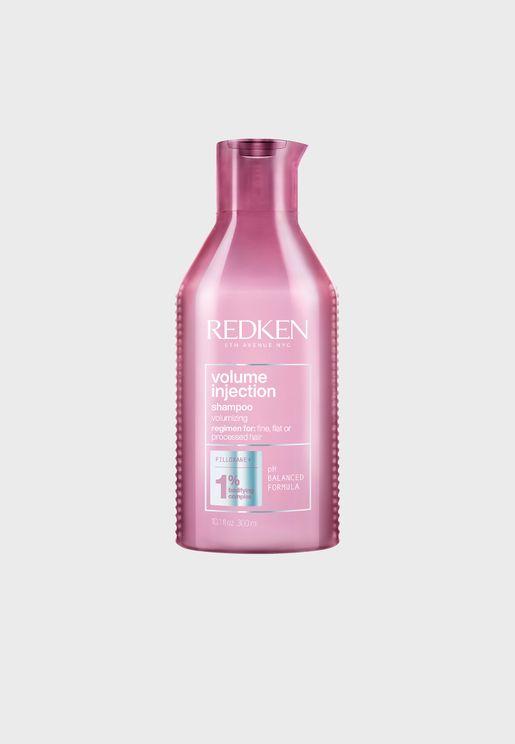 Volume Injection Shampoo 300Ml