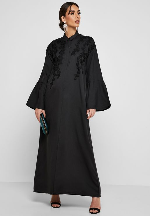 Abayas for Women | Abayas Online Shopping in Dubai, Abu Dhabi, UAE