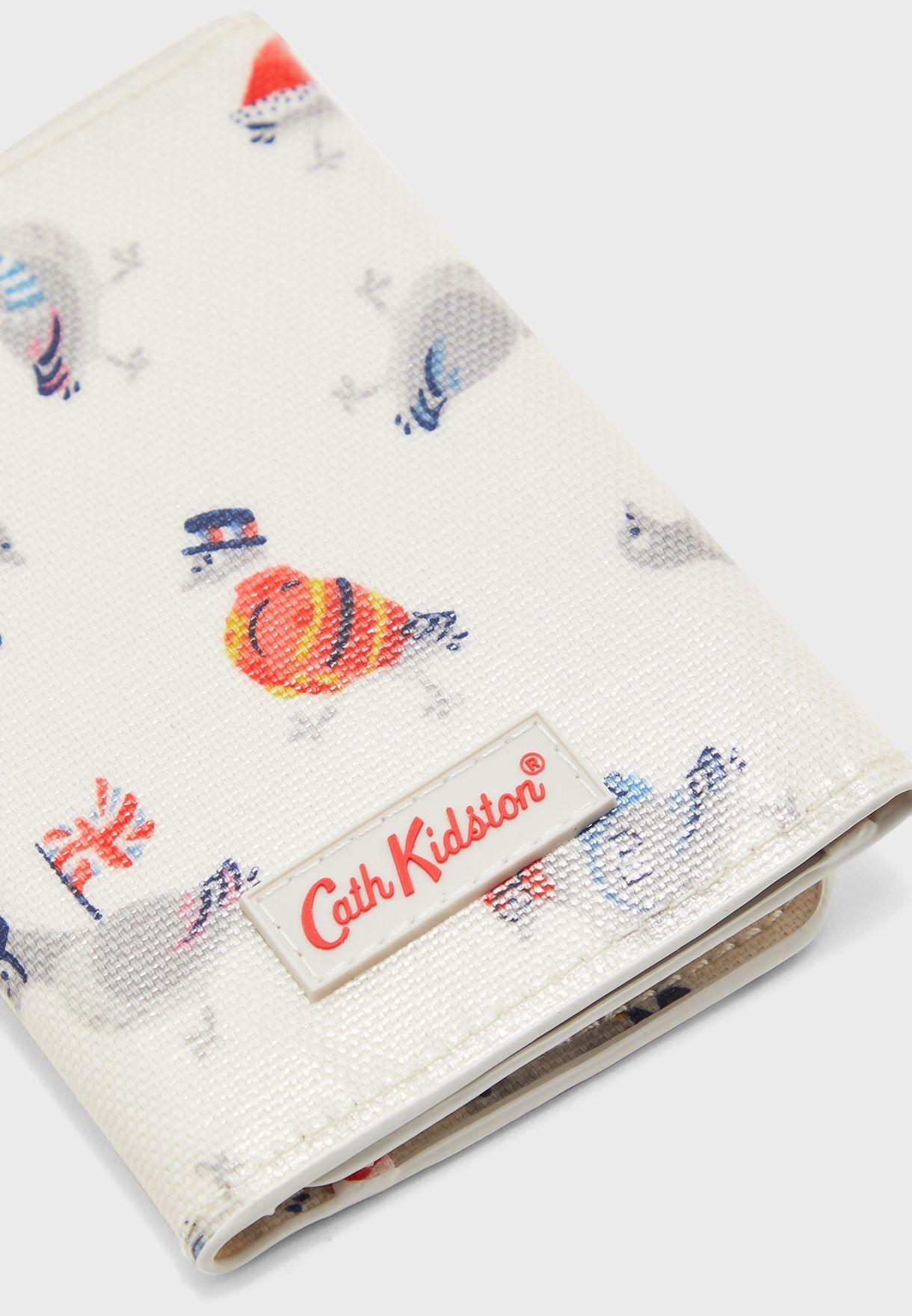حافظة بطاقات مطبعة